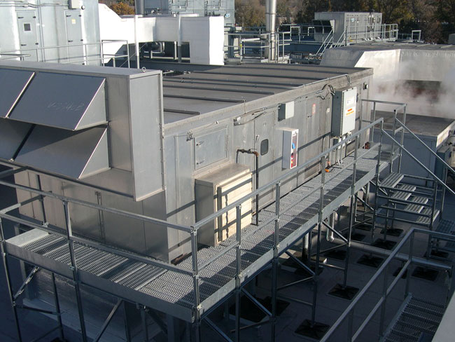 Roof Support System | Flat Roof Systems | PHPSD