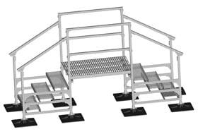 Walkways, Crossovers, Stairs, & Ramps