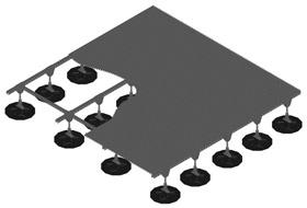 equipment platform