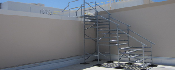 roof-access-stairs