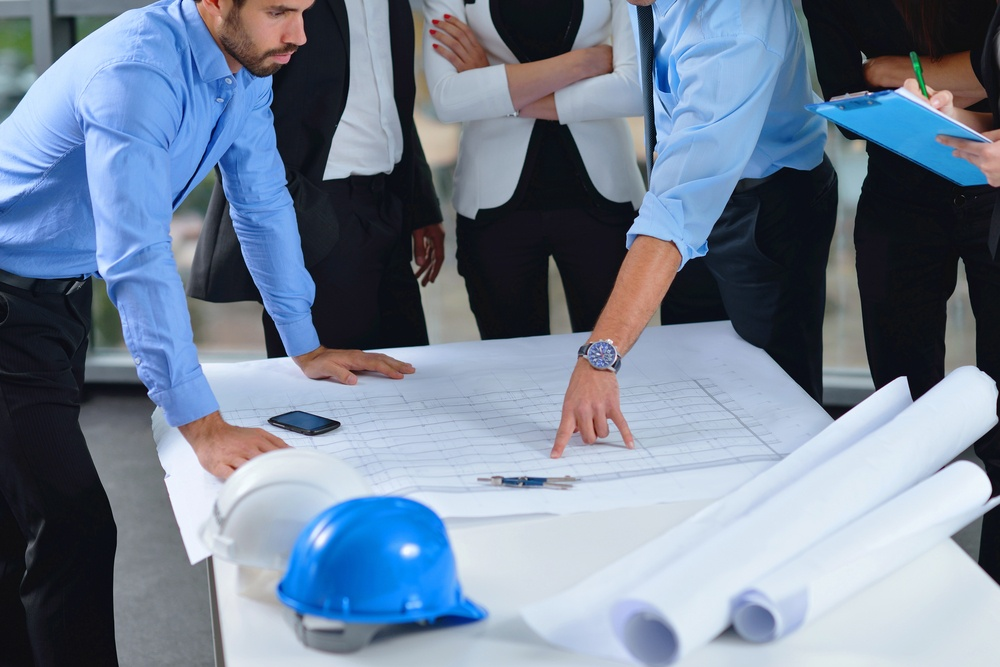 Design build construction
