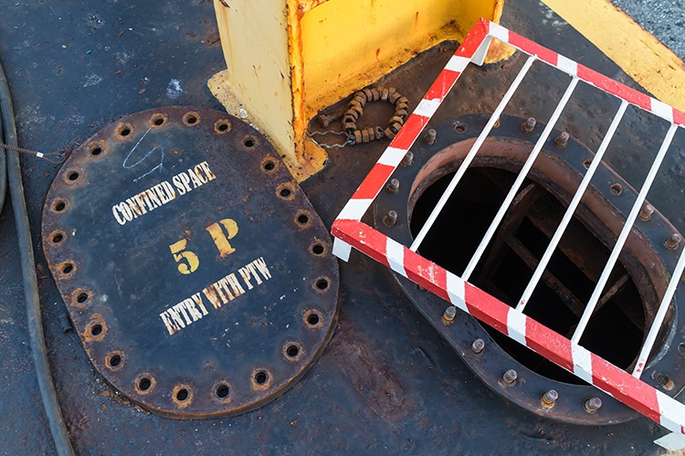 confined space OSHA regulations