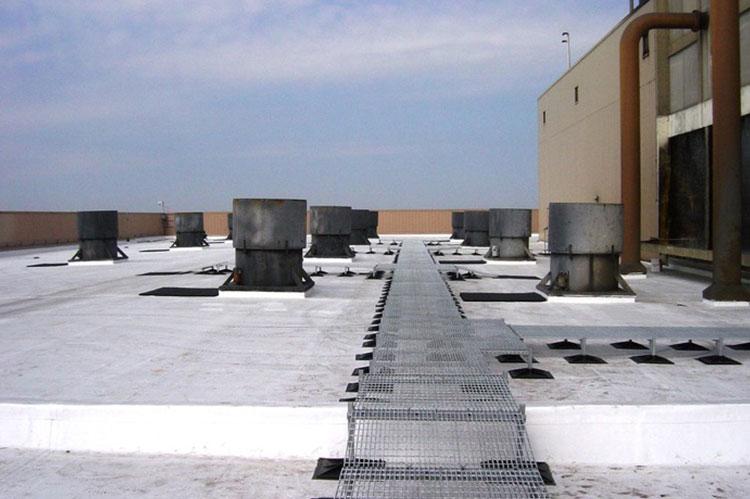 roof walkways
