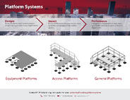 PHP Platform Systems Product Flyer