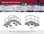 PHP Walkways & Crossovers Product Flyer