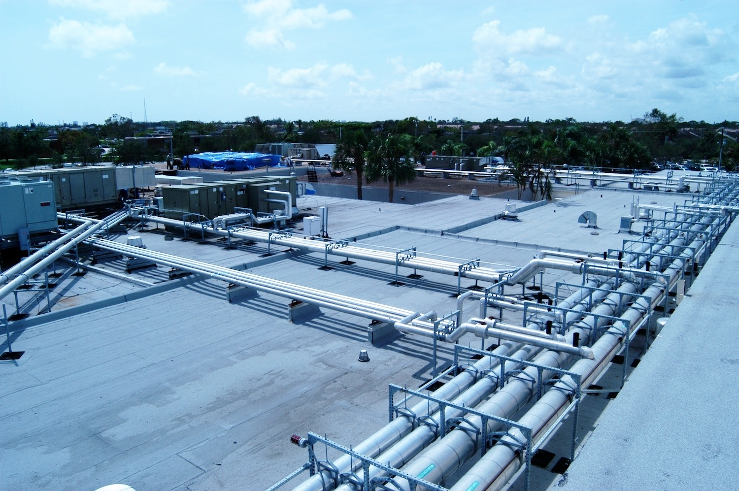 Roodtop Pipe and Equipment Supports