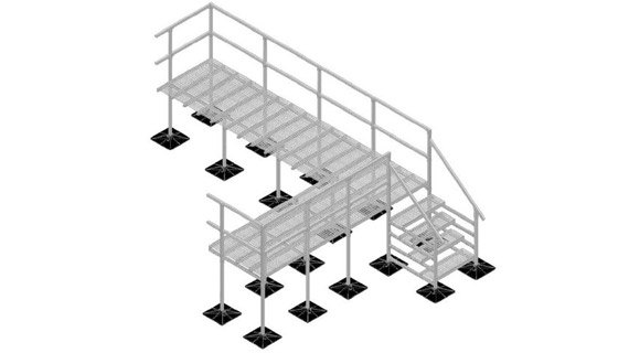 Access & Equipment Platform