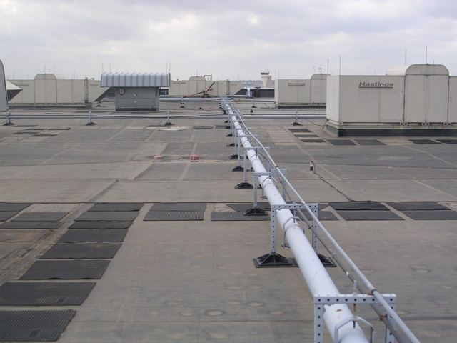 Airport Roof Support Systems