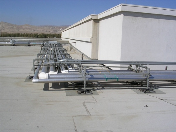 Roof Support System for Resorts & Casinos