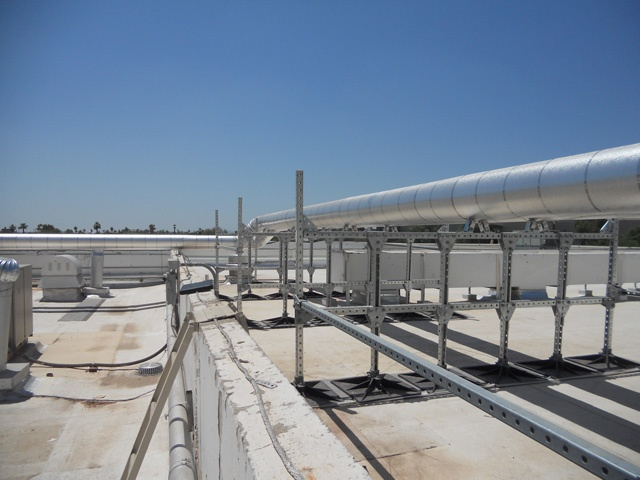 Government Roof Support Systems