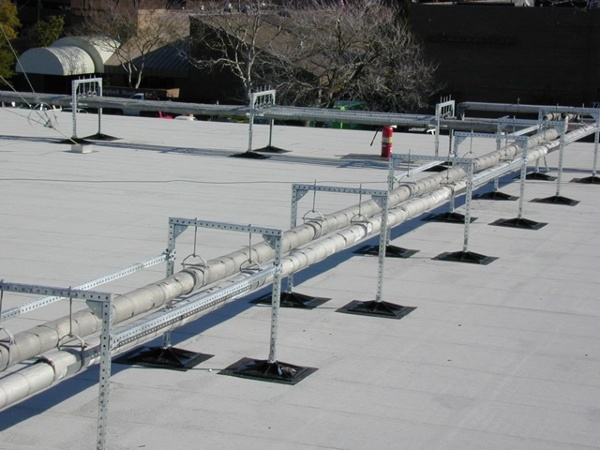 Roof support system for your office