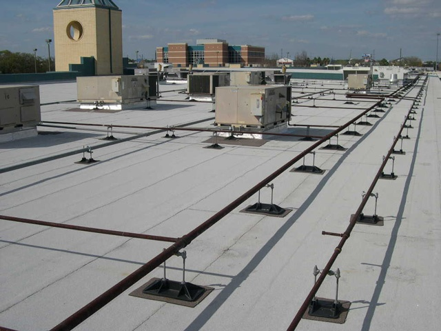 School District Roof Support Systems