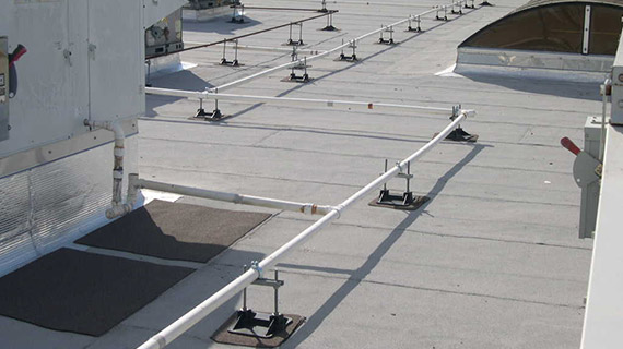 SS8 C roof model with Channel
