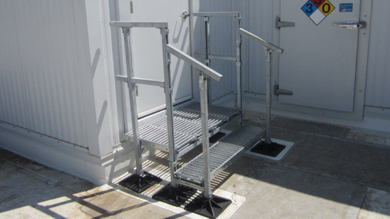 Roof Access Stairs Roof Walkway Systems
