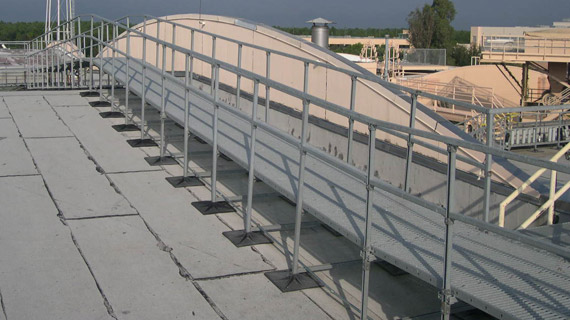 Walkways Roof Walkway Systems