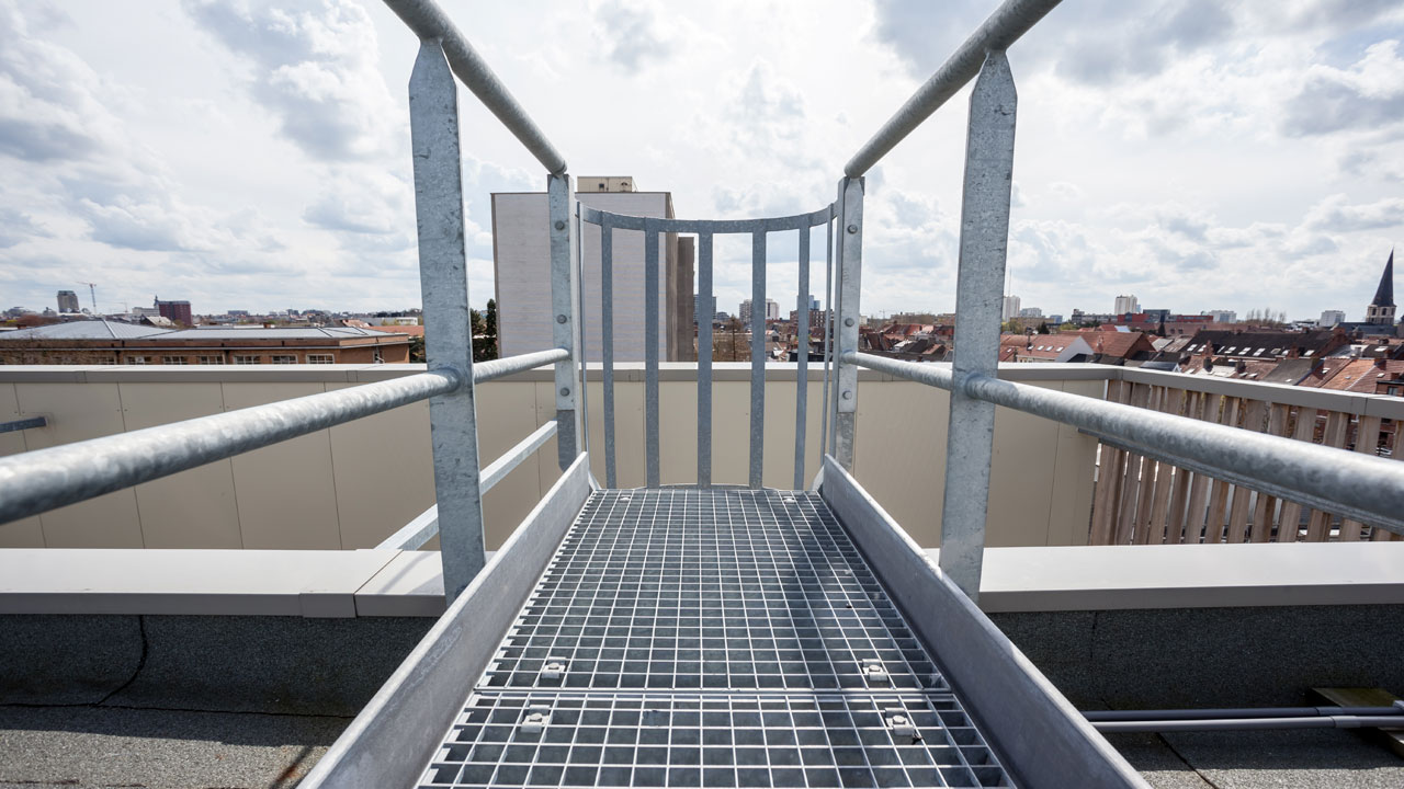 Meet OSHA Guidelines with Rooftop Guardrail Systems