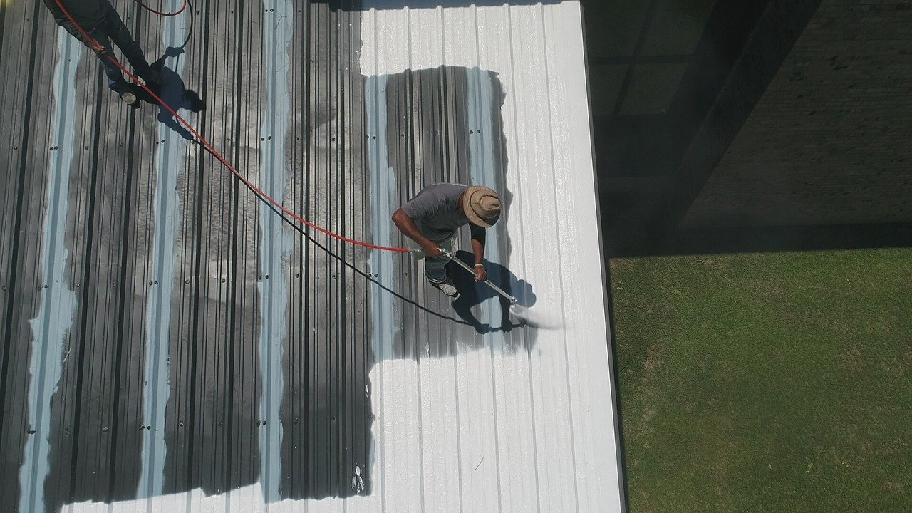 Commercial Roof Coating: 101